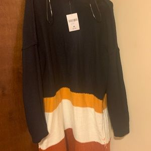 Band new multicolored cardigan